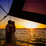 Catamaran Belize Wedding, Ambergris Caye, Belize, San Pedro Photographer Jose Luis Zapata