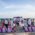 Coco Beach Resort Ambergris Caye Belize Wedding
