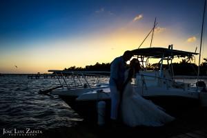 Destination Belize Wedding, Wataview Vacation Home, Ambergris Caye, Photographer | Fashion Wedding Photography