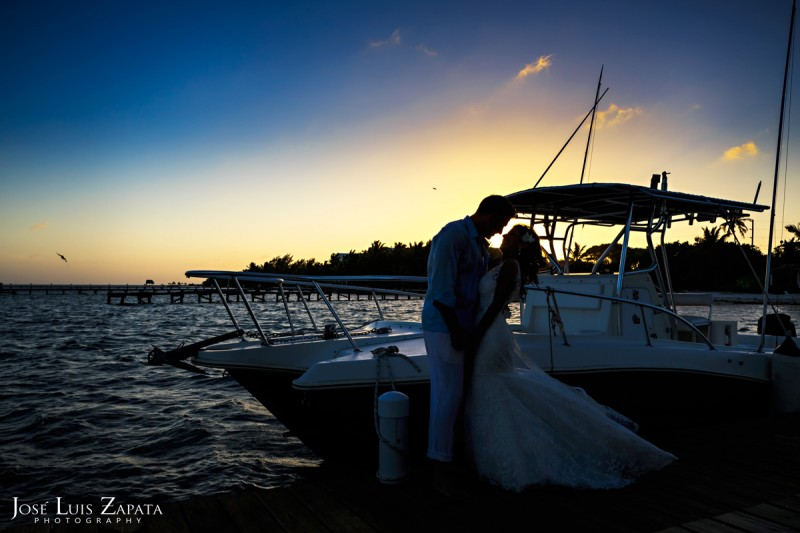 Destination Belize Wedding, Wataview Vacation Home, Ambergris Caye, Photographer