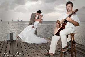 Destination Wedding, Caye Caulker Weddings, Belize Photographer Jose Luis Zapata Photography