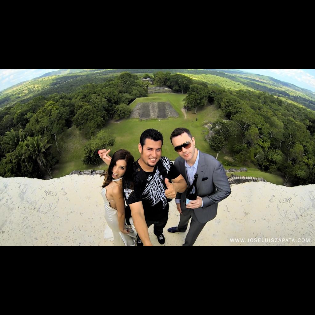 Belize Photographers - Jose Luis Zapata Photography - Destination Wedding Photographer - Maya Ruins Weddings