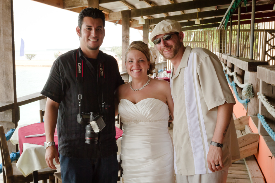 Belize Photographer, Jose Luis Zapata - Destinationation Wedding Photographer