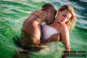Trash the Dress Wedding Photography | Ambergris Caye Belize | Pelican Reef Resort | Romantic Photography