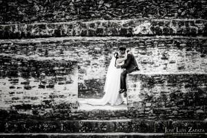Destination Weddings Belize Photographer | Belize Wedding Photography | Mayan Ruin Weddings