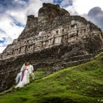Maya Ruin Wedding, Xunantunich Maya Site | Destination Wedding Photography | Belize Photographer