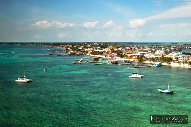 San Pedro Ambergris Caye Belize Island - Isla Bonita Central America