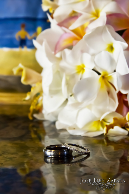 Coco Beach Weeding| Ambergris Caye, Belize Photographer
