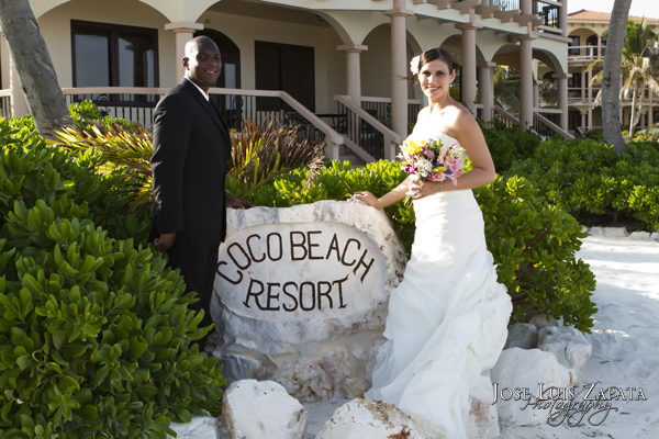 Jose Luis Zapata Photography Belize Destination Wedding Coco Beach Resort Belize Photographer 5