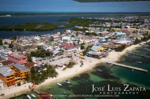 Central Park, San Pedro Town Ambergris Caye, Belize. © 2011 Jose Luis Zapata Photography. All Rights Reserved.