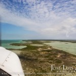 Pilot POV, San Pedro Town Ambergris Caye, Belize. © 2011 Jose Luis Zapata Photography. All Rights Reserved.