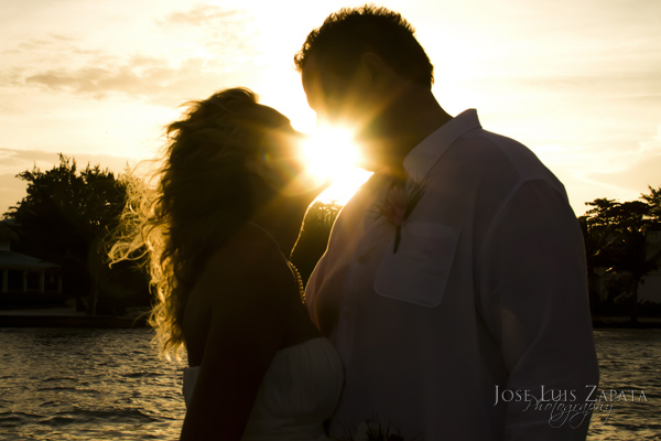 Victoria House Beach Wedding   San Pedro Ambergris Caye