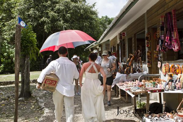 Destination Wedding Photography | Maya Reef Wedding | Mayan Ruin Wedding | Jose Luis Zapata Belize Photographer (16)