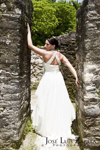 Destination Wedding Photography | Maya Reef Wedding | Mayan Ruin Wedding | Jose Luis Zapata Belize Photographer (9)