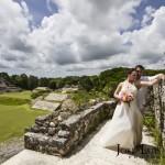 Maya Ruin Wedding Belize