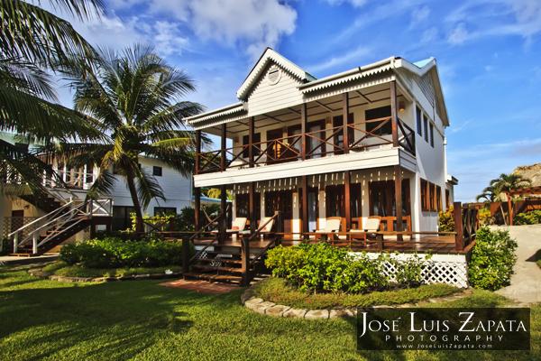 Victoria House Resort, Ambergris Caye Belize.