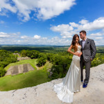 Xunantunich Mayan Ruin Wedding Belize Photographer