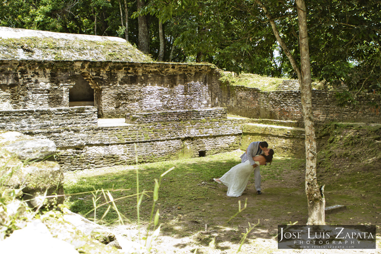 Jose Luis Zapata Wedding Photography, Mayan Ruin Weddings