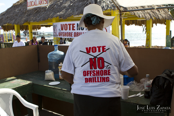 No To Offshore Drilling in Belize | The Peoples Referendum | San Pedro Ambergris Caye | Jose Luis Zapata Photography (30)