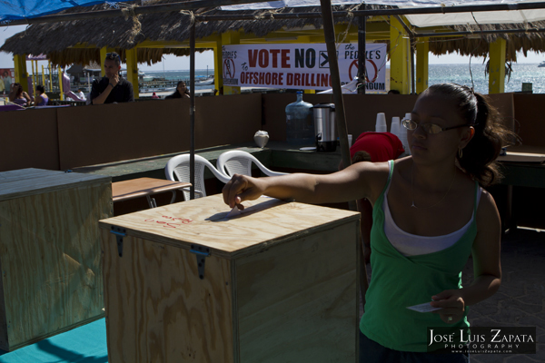 No To Offshore Drilling in Belize | The Peoples Referendum | San Pedro Ambergris Caye | Jose Luis Zapata Photography (14)