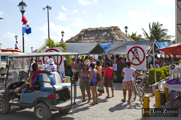 No To Offshore Drilling in Belize | The Peoples Referendum | San Pedro Ambergris Caye | Jose Luis Zapata Photography (1)