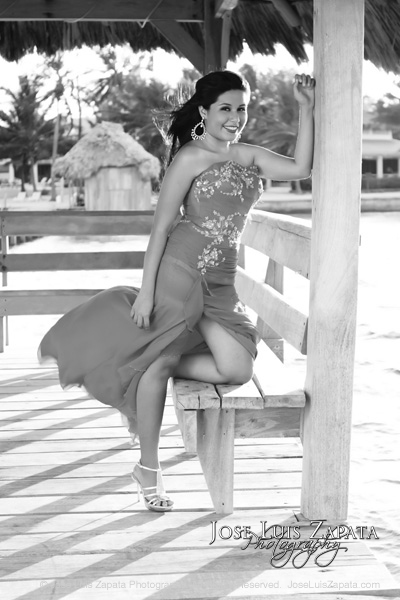 Personal Photo Shoot by Jose Luis Zapata at Victoria House Ambergris Caye Belize (1)