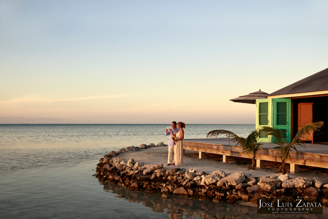 Belize Weddings | Private Island Wedding | Cayo Espanto | Jose Luis Zapata Photography