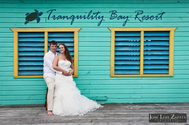 Belize Weddings - Tranquility Bay Resort Wedding - Jose Luis Zapata Photography - Destination Wedding Photographer (6)