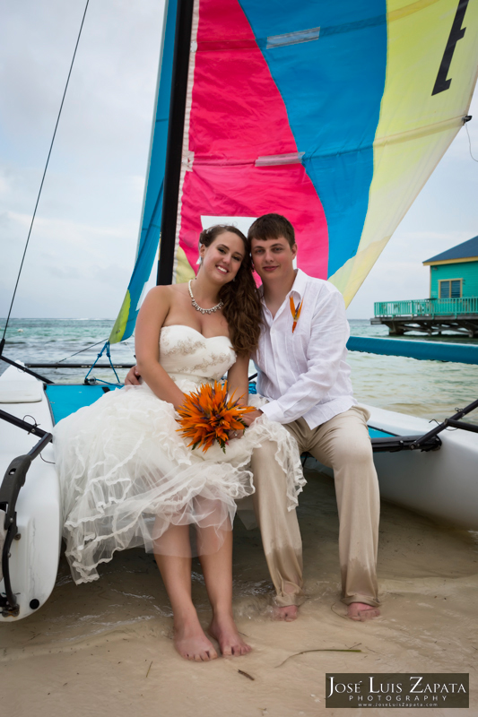 Belize Weddings - Tranquility Bay Resort Wedding - Jose Luis Zapata Photography - Destination Wedding Photographer (5)