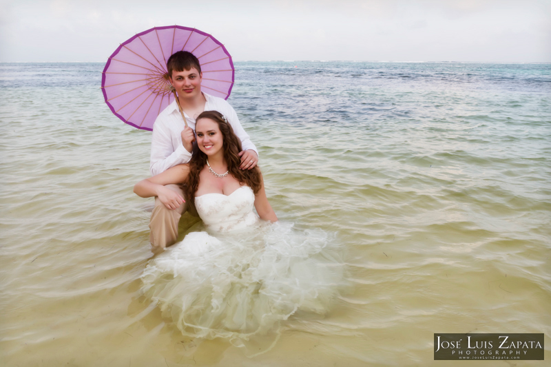Belize Weddings - Tranquility Bay Resort Wedding - Jose Luis Zapata Photography - Destination Wedding Photographer (2)