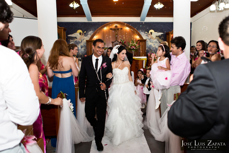Belize Weddings | Traditional Wedding | Ambergris Caye, Belize (7)