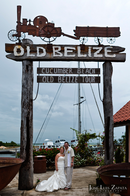 Belize Weddings - Old Belize Wedding - Jose Luis Zapata Photography - Destination Wedding Photographer (13)