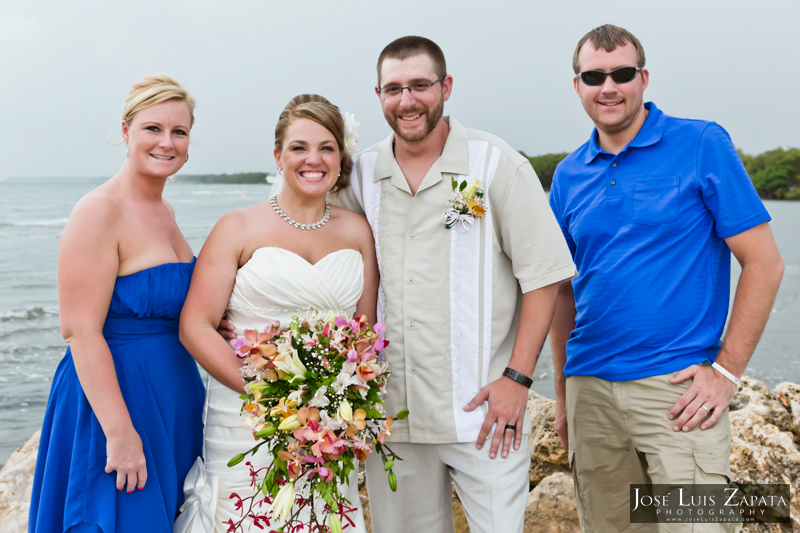 Belize Weddings - Old Belize Wedding - Jose Luis Zapata Photography - Destination Wedding Photographer (4)