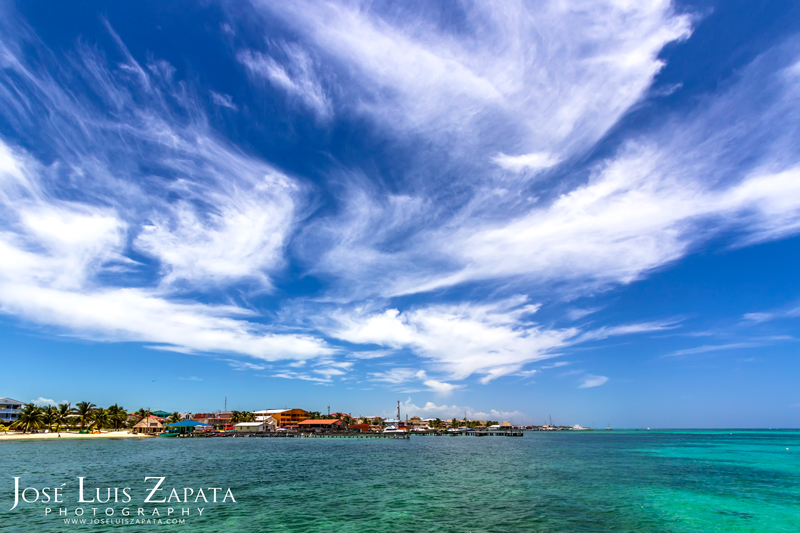 Ambergris Caye Belize San Pedro Town La Isla Bonita Jose Luis Zapata Photography Belize Photographer Photo of the Day | Ambergris Caye, Belize | Catamaran Wedding Belize