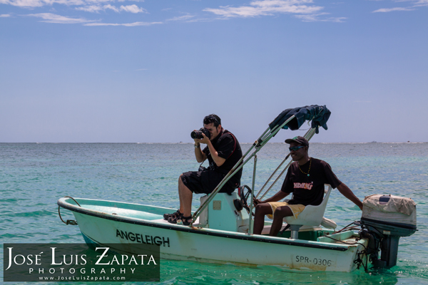 Photographer for Weddings in Belize | Jose Luis Zapata Photography | Ambergris Caye Catamaran Sailing Wedding