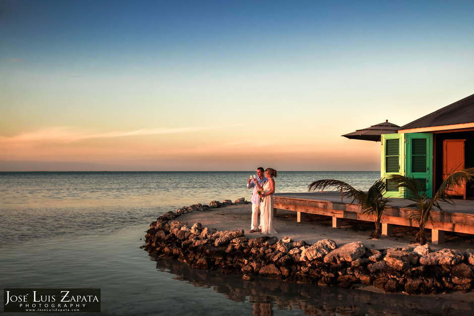 Photographer for Weddings in Belize | Jose Luis Zapata Photography | Private Island Resort, Cayo Espanto | Private Destination Wedding