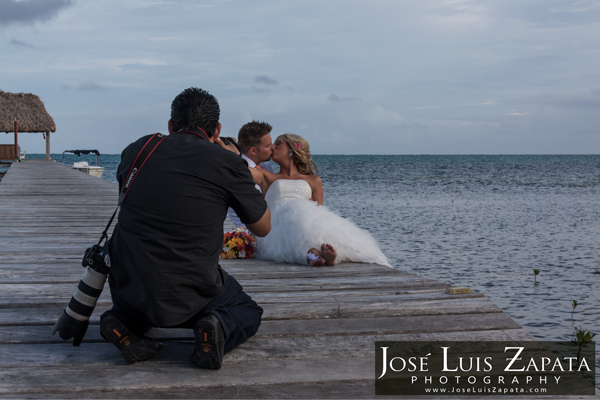 Belize Photographer for Weddings in Belize  | Jose Luis Zapata Photography