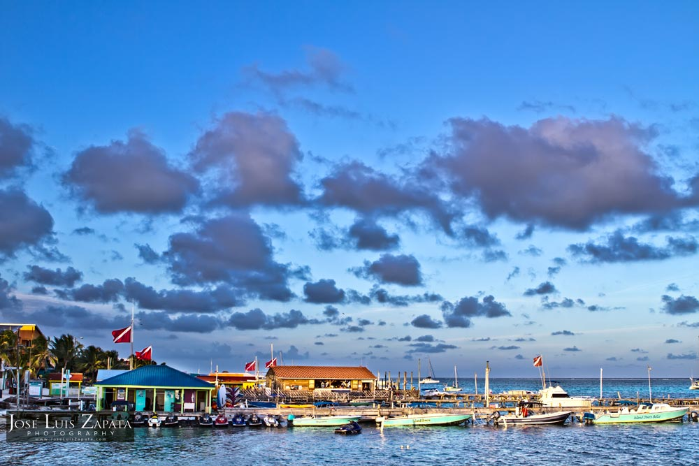 Ambergris Caye is home to many dive centers to cater all your scuba diving needs.