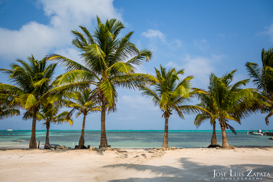 White Sandy Beaches | Ambergris Caye, Belize