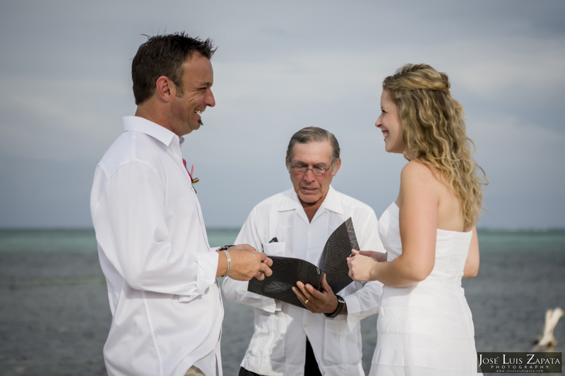 Destination Beach Wedding Mata Chica Resort Ambergris Caye San Pedro Belize Photographer (8)