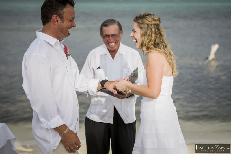 Destination Beach Wedding Mata Chica Resort Ambergris Caye San Pedro Belize Photographer (10)
