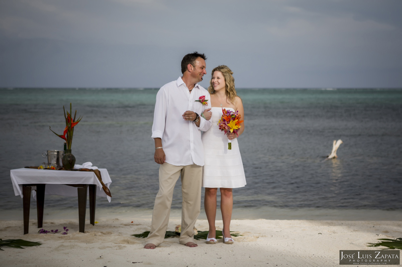 Destination Beach Wedding Mata Chica Resort Ambergris Caye San Pedro Belize Photographer (11)