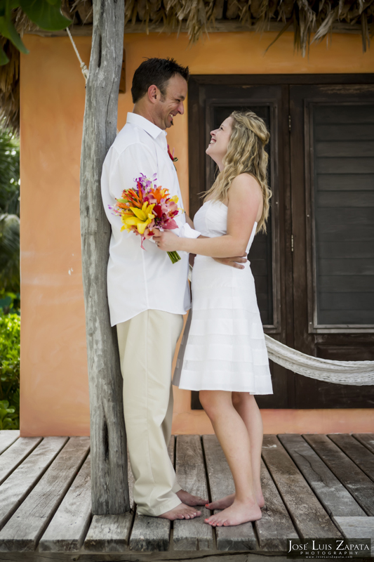 Destination Beach Wedding Mata Chica Resort Ambergris Caye San Pedro Belize Photographer (20)