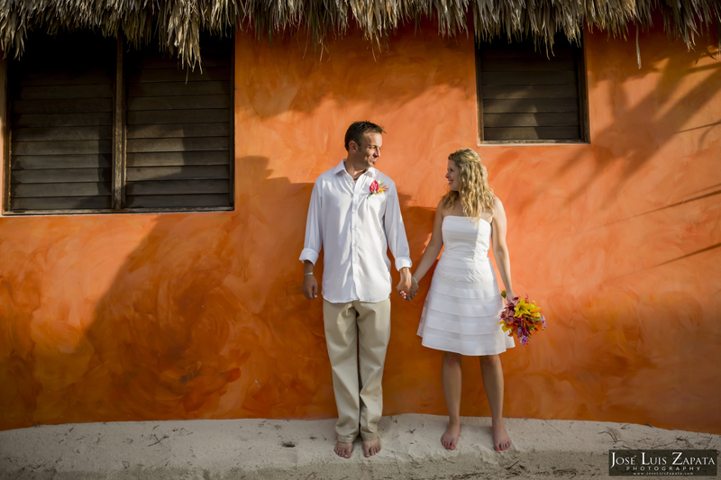 Destination Beach Wedding Mata Chica Resort Ambergris Caye San Pedro Belize Photographer (24)