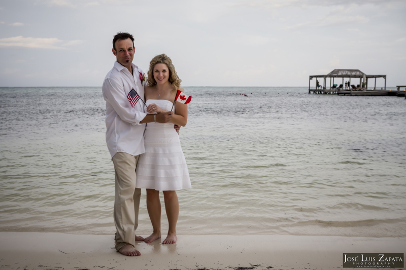 Destination Beach Wedding Mata Chica Resort Ambergris Caye San Pedro Belize Photographer (28)