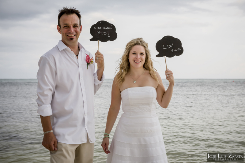 Destination Beach Wedding Mata Chica Resort Ambergris Caye San Pedro Belize Photographer (29)