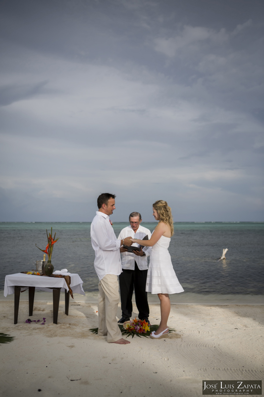 Destination Beach Wedding Mata Chica Resort Ambergris Caye San Pedro Belize Photographer (7)
