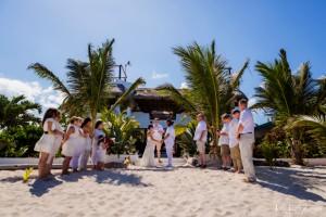 Mahahual, Mexico Destination Wedding Ceremony, International Destination Wedding Photography, Jose Luis Zapata, Belize Photographer