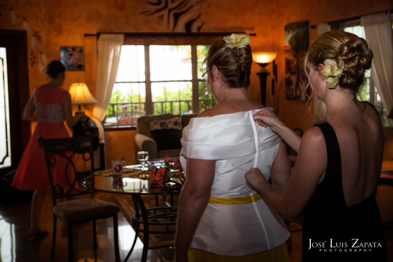 Placencia  Belize Wedding |  Chabil Mar Boutique Resort | Jose Luis Zapata Photography (2)