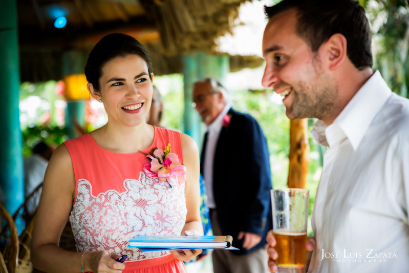 Placencia Belize Wedding |  Chabil Mar Boutique Resort | Jose Luis Zapata Photography (6)